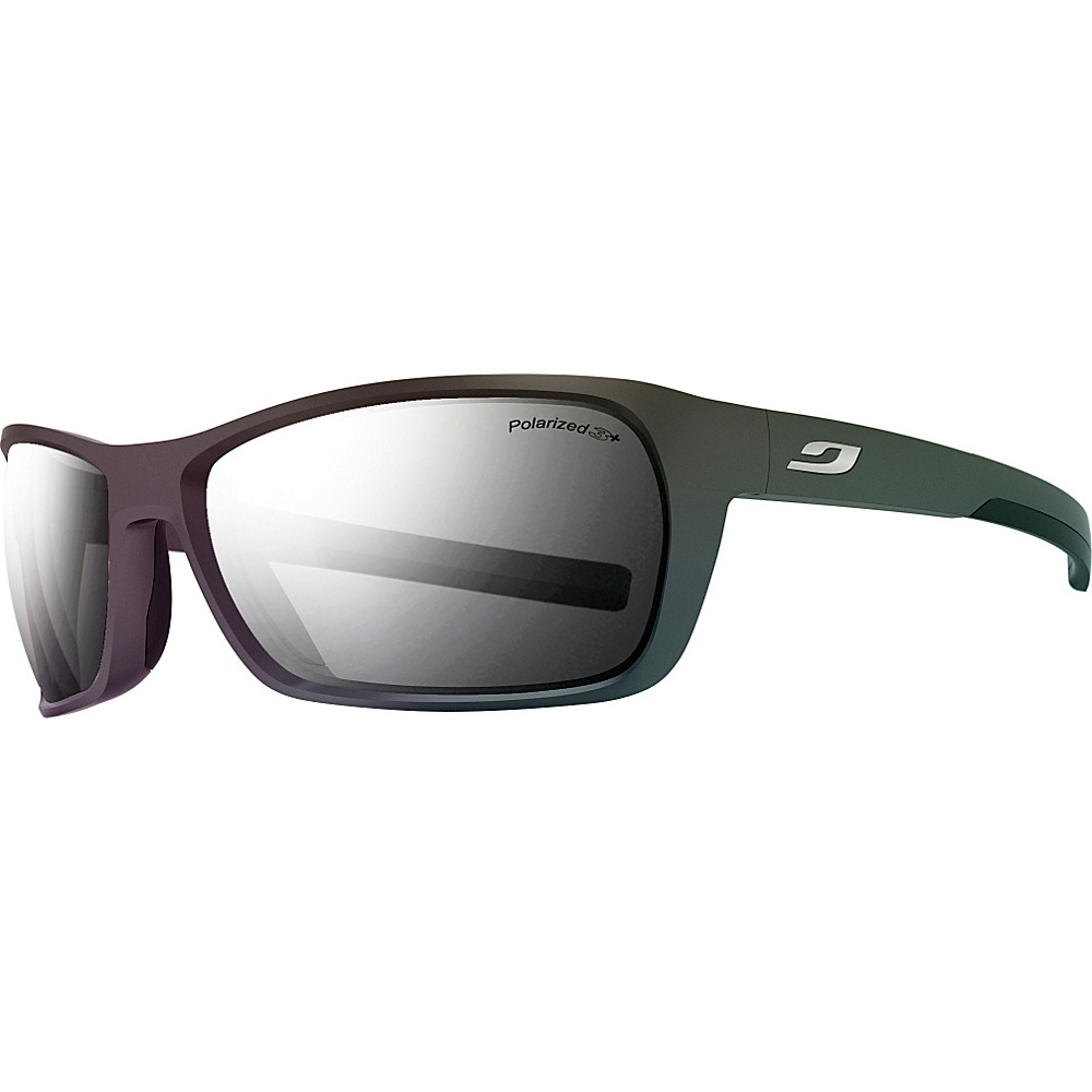 Julbo Blast Sunglasses with Polarized Lenses Black Julbo Sunglasses