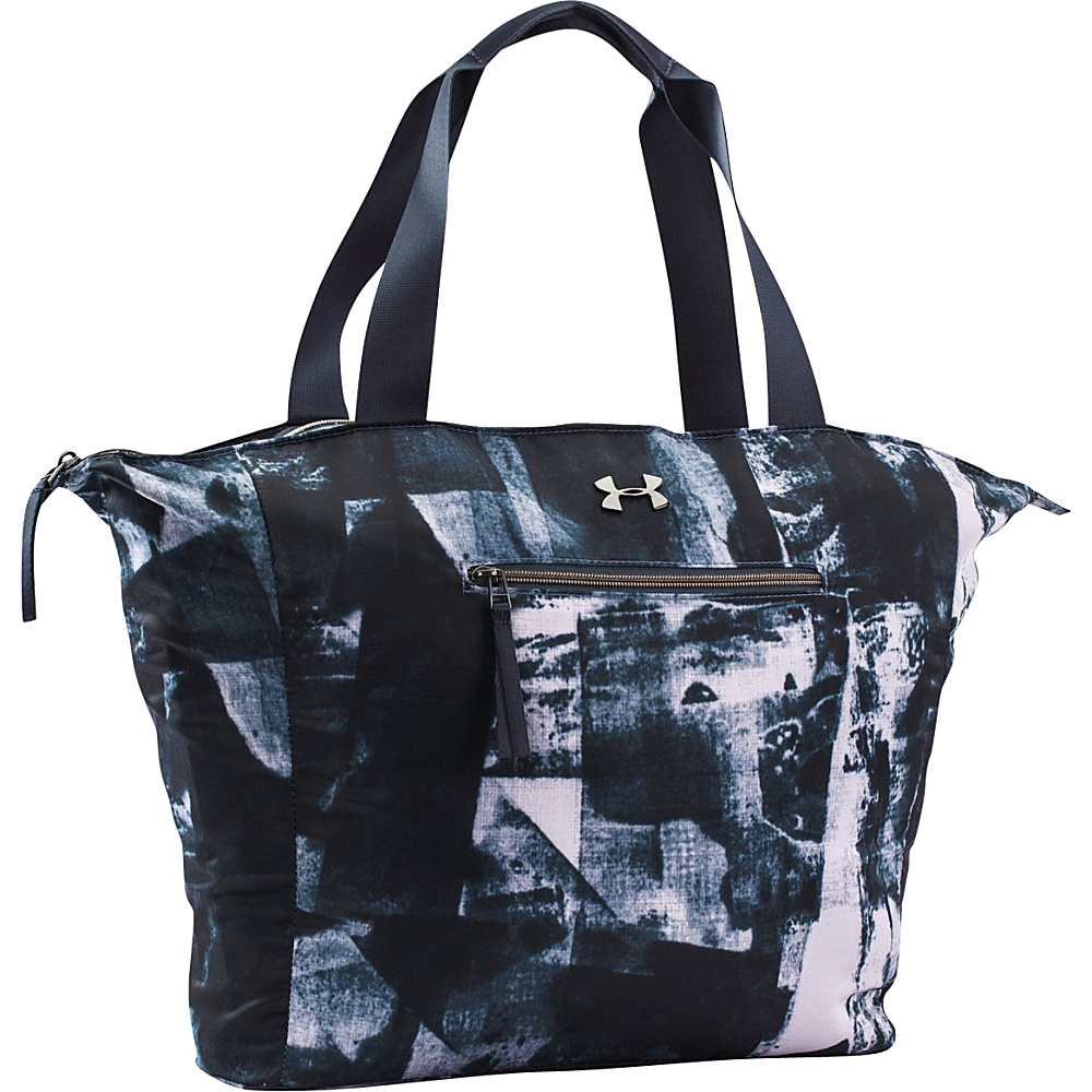 Under Armour To and From Tote Mechanic Blue/Cloud Gray - Under Armour Gym Bags