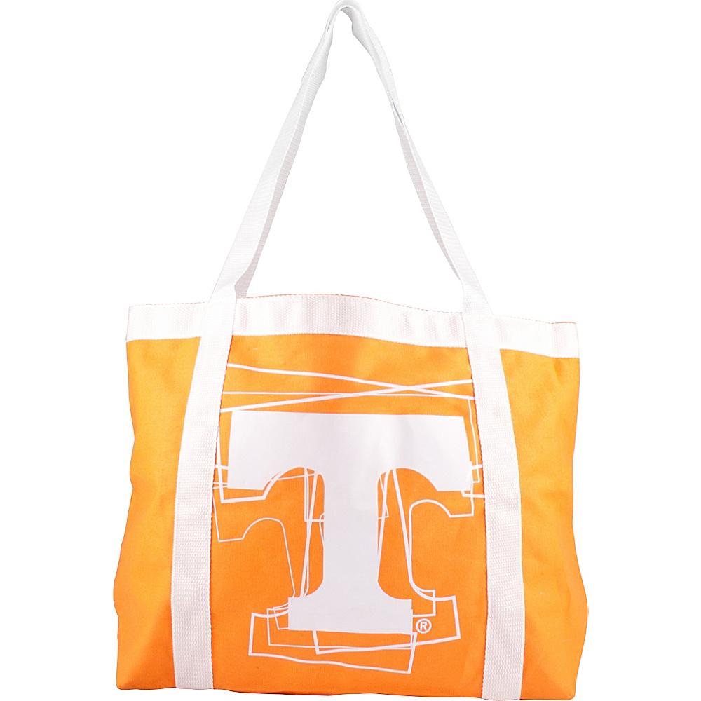 Littlearth Team Tailgate Tote - SEC Teams Tennessee, U of - Littlearth Fabric Handbags - Handbags, Fabric Handbags