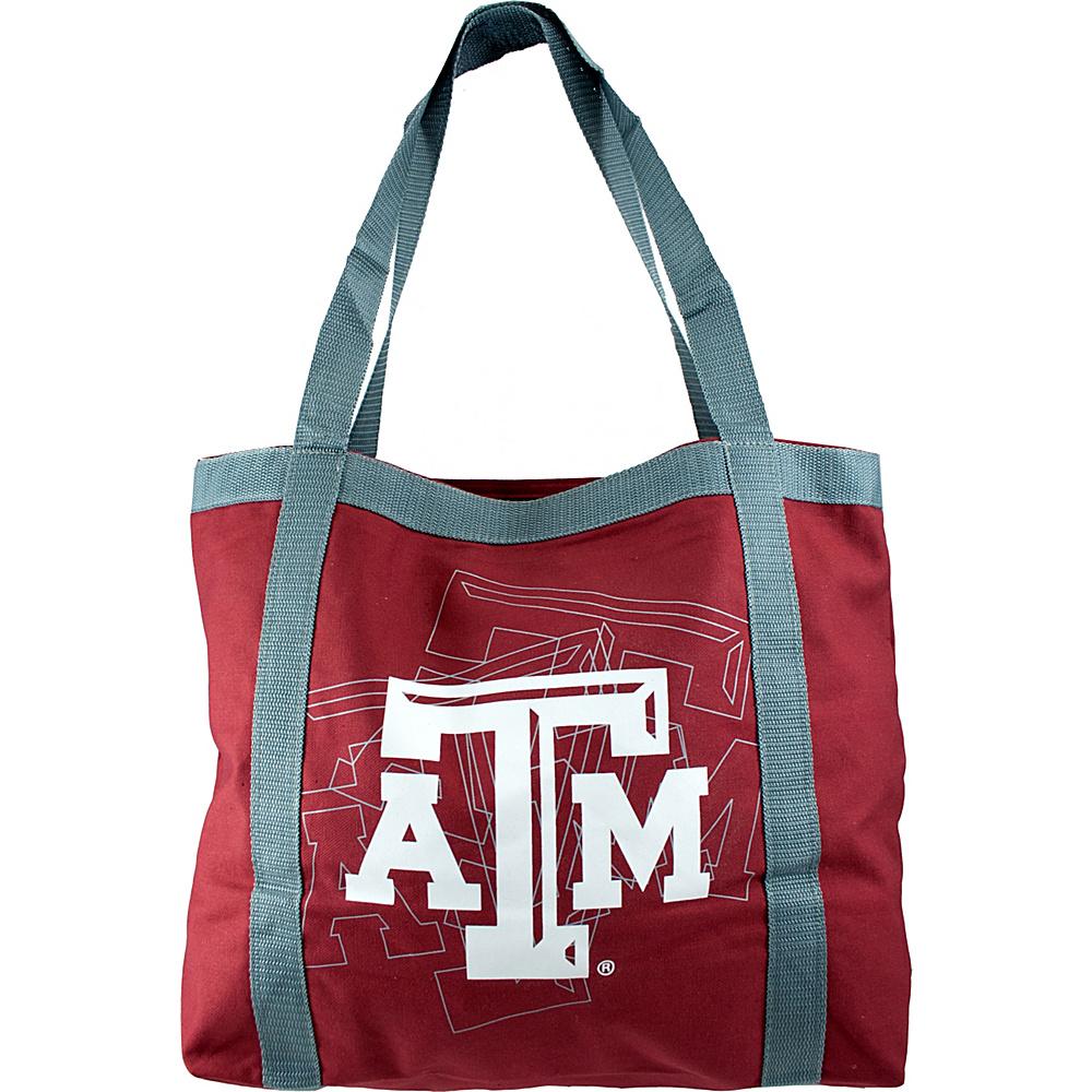 Littlearth Team Tailgate Tote - SEC Teams Texas A & M University - Littlearth Fabric Handbags - Handbags, Fabric Handbags