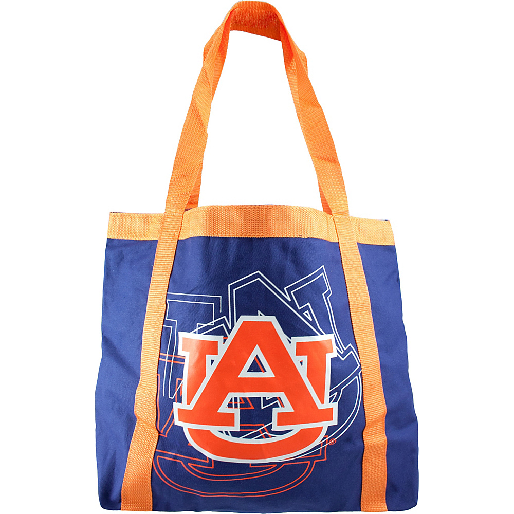 Littlearth Team Tailgate Tote - SEC Teams Auburn University - Littlearth Fabric Handbags - Handbags, Fabric Handbags