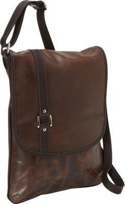 piel vintage laptop vertical slim messenger bag ebags