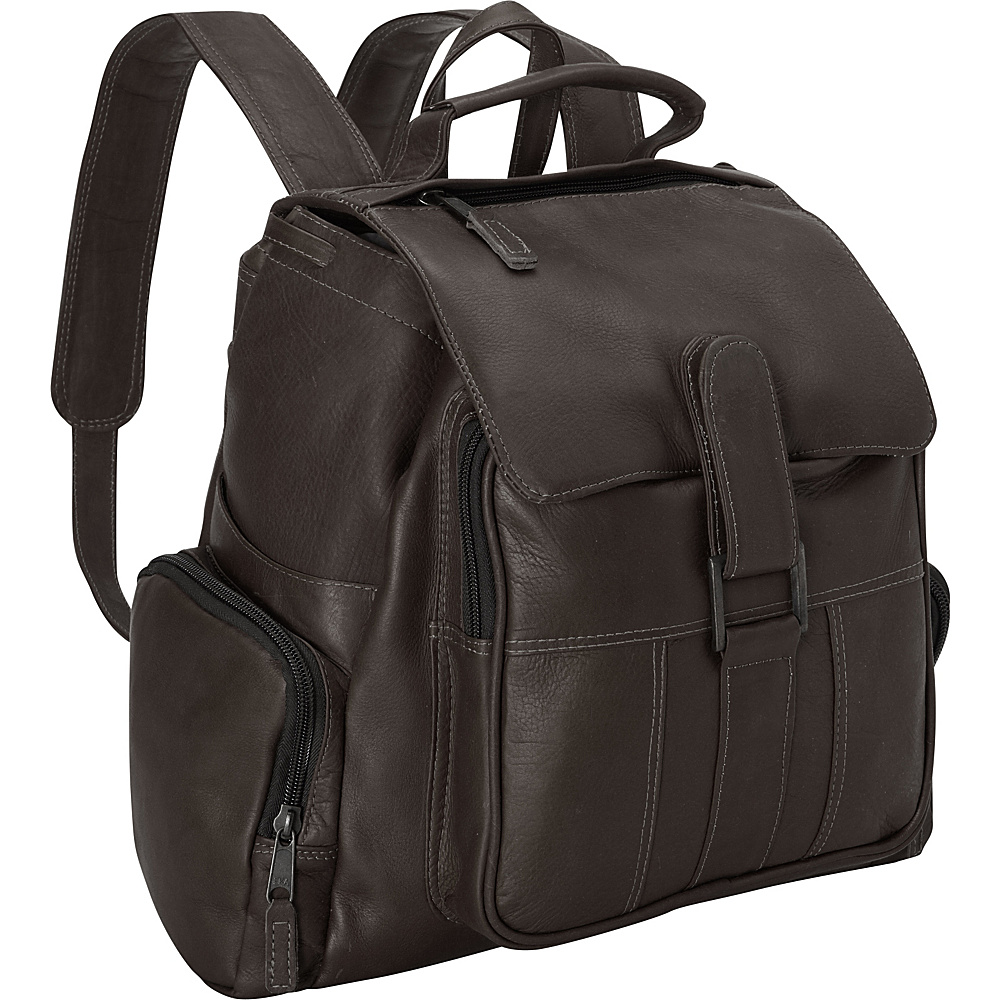 Latico Leathers Discovery Backpack - Medium Caf © - Latico Leathers Everyday Backpacks