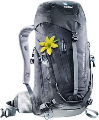 Deuter ACT Trail 22 SL Hiking Backpack Black - Deuter Day...