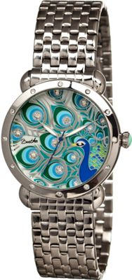 Bertha Watches Genevieve Watch Silver/Multicolor - Bertha Watches Watches