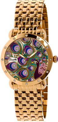 Bertha Watches Genevieve Watch Gold/Multicolor - Bertha Watches Watches