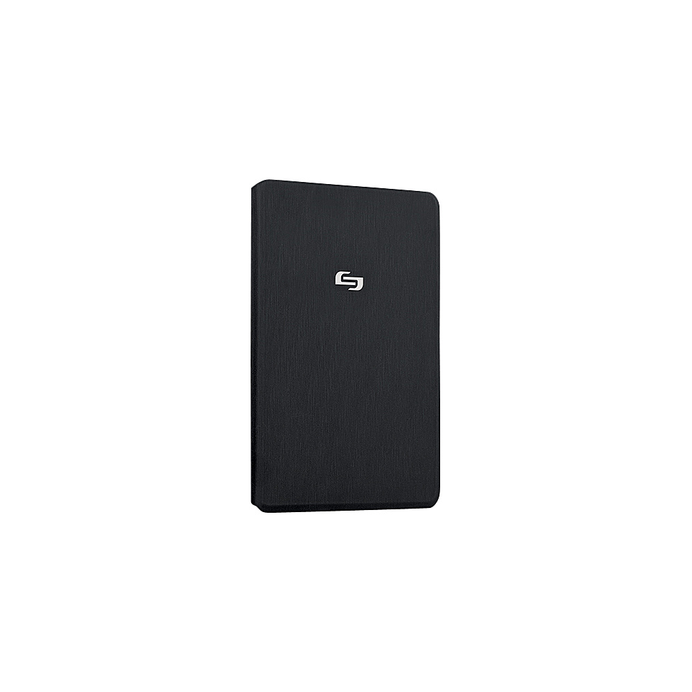 SOLO Millennia Slim Case for iPad mini Black SOLO Electronic Cases