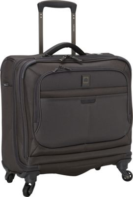 Delsey Helium Pilot 3.0 Spinner Trolley Tote Graphite - Delsey Luggage Totes and Satchels