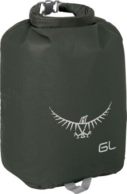 Osprey Ultralight Dry Sack Shadow Grey â?? 6L - Osprey Outdoor Accessories