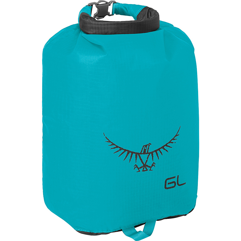 Osprey Ultralight Dry Sack Tropic Teal – 6L Osprey Outdoor Accessories