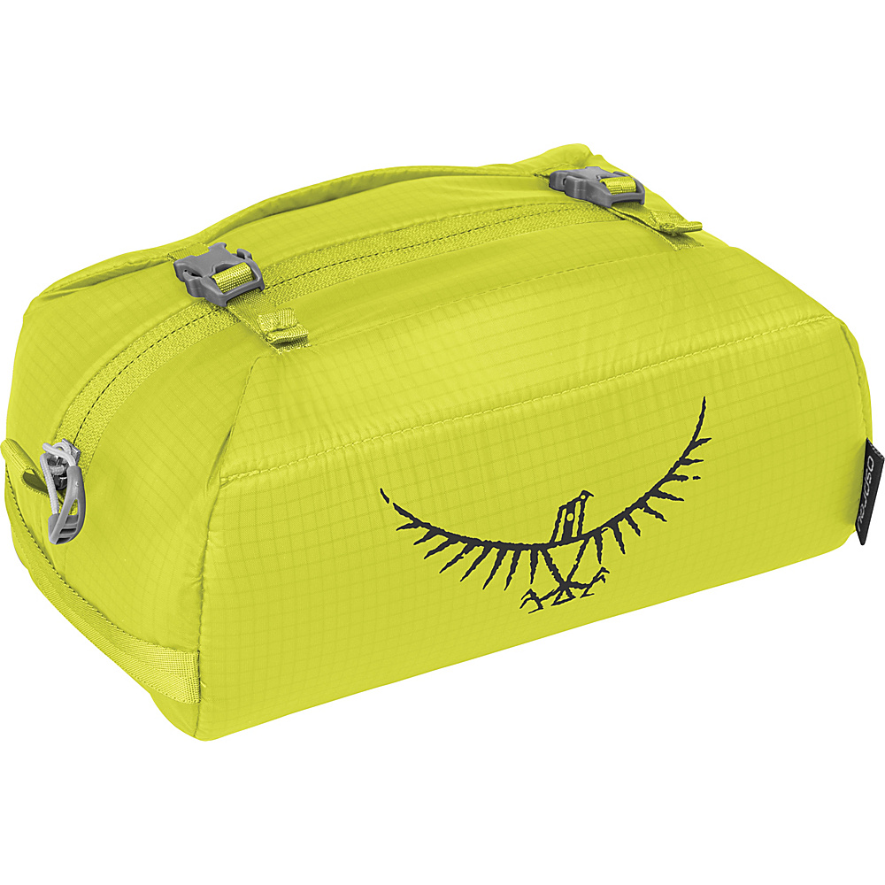 Osprey Ultralight Padded Organizer Electric Lime - Osprey Travel Organizers - Travel Accessories, Travel Organizers