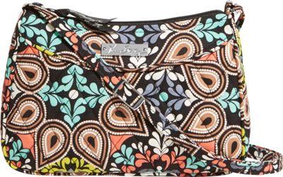 Vera Bradley Little Crossbody Sierra - Vera Bradley Fabric Handbags