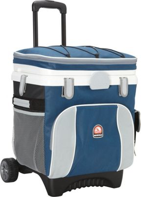 Igloo Maxcold Cool Fusion 36 Cooler Blue - Igloo Outdoor Coolers