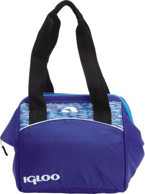 Igloo Leftover Insulated Tote 9 Stowe Blue - Igloo Outdoor Coolers