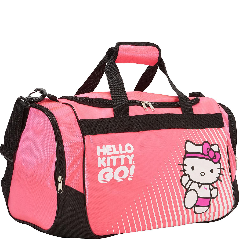 Gym Bag Walmart: Hello Kitty Golf Sports Bag