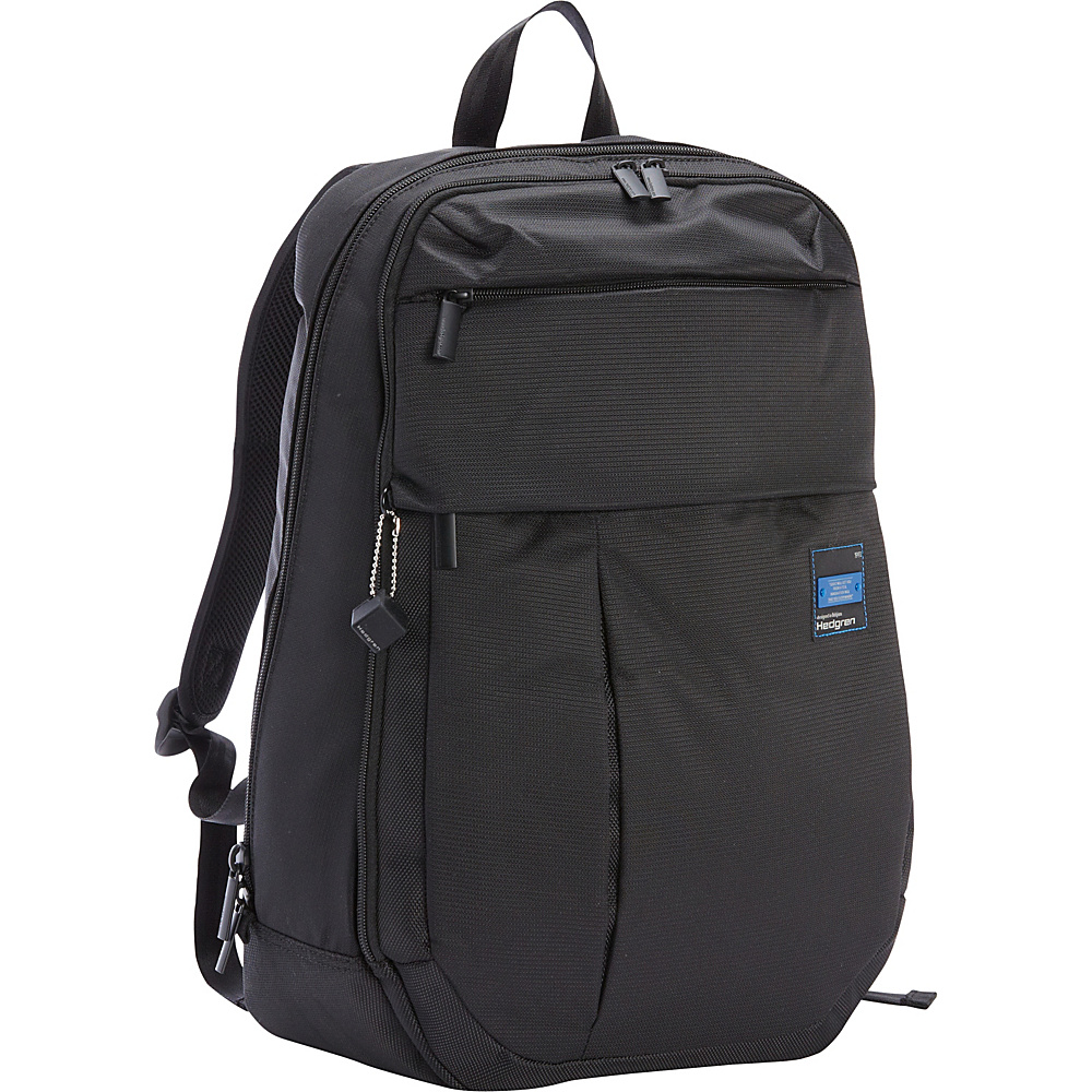 Hedgren Stock Backpack Black Hedgren Business Laptop Backpacks
