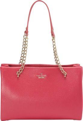 kate spade new york Emerson Place Smooth Small Phoebe Berry Tartlet - kate spade new york Designer Handbags