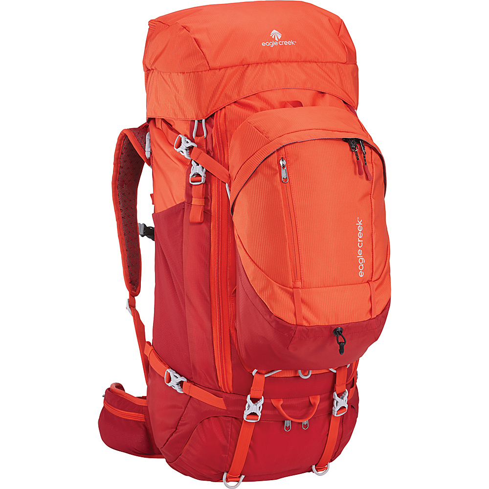 Eagle Creek DeviateTravel Pack85L Flame Orange Eagle Creek Day Hiking Backpacks
