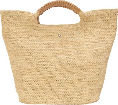 Helen Kaminski Pinamara Small Tote Natural/Desert - Helen Kaminski Designer Handbags