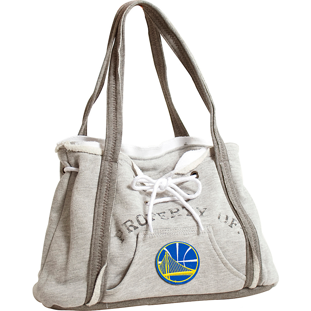 Littlearth Hoodie Purse - NBA Teams Golden State Warriors - Littlearth Fabric Handbags - Handbags, Fabric Handbags