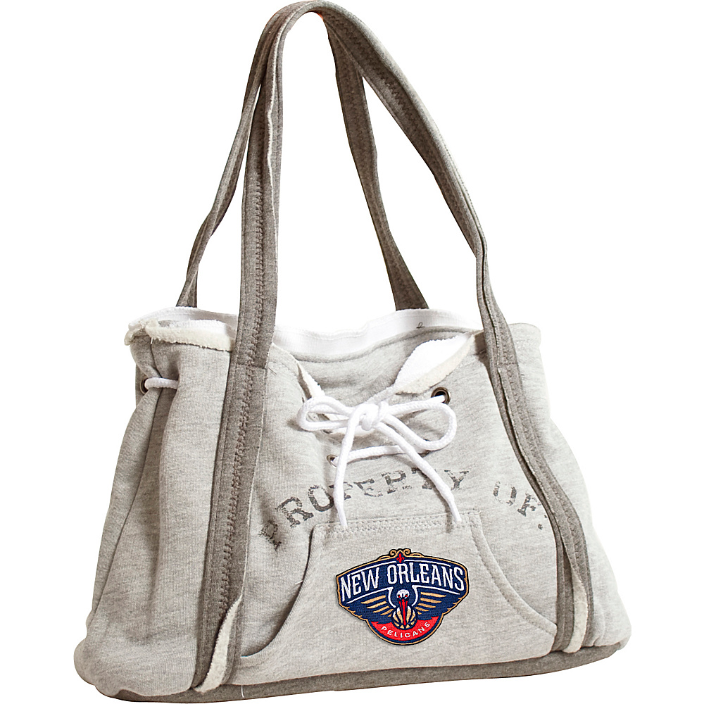 Littlearth Hoodie Purse - NBA Teams New Orleans Pelicans - Littlearth Fabric Handbags - Handbags, Fabric Handbags