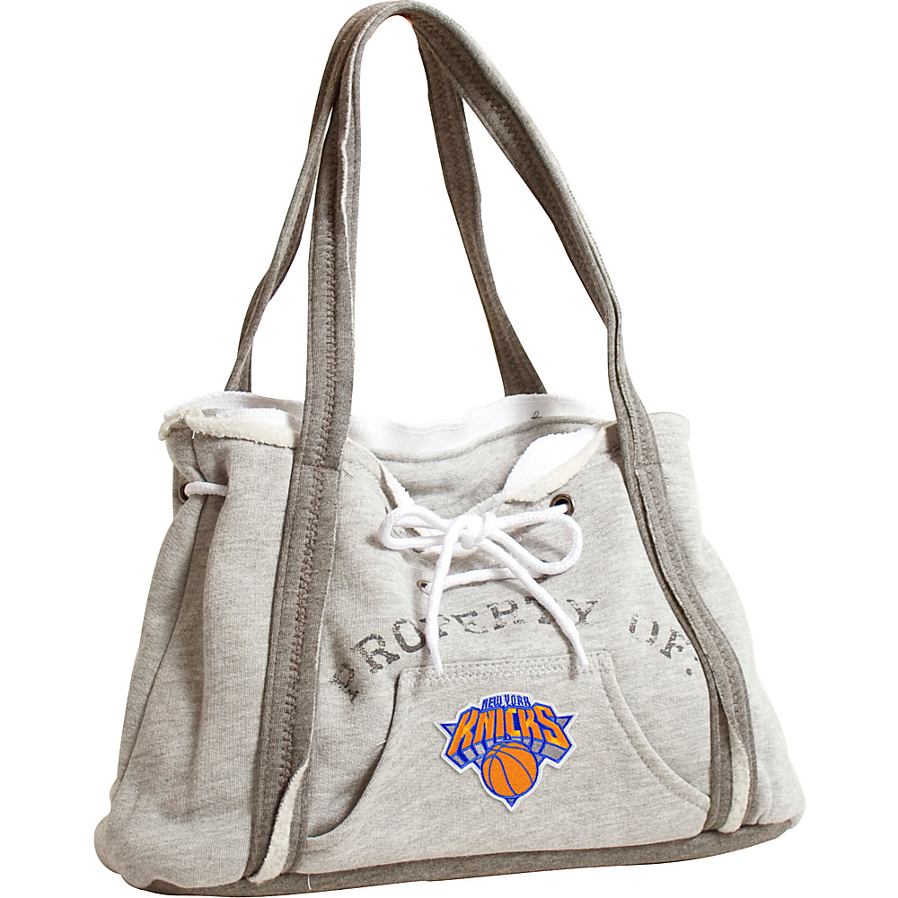 Littlearth Hoodie Purse - NBA Teams New York Knicks - Littlearth Fabric Handbags - Handbags, Fabric Handbags