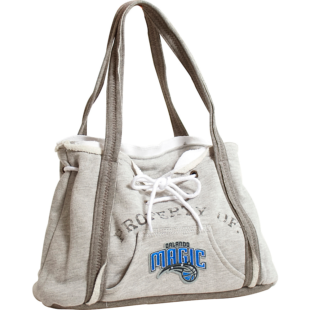 Littlearth Hoodie Purse - NBA Teams Orlando Magic - Littlearth Fabric Handbags - Handbags, Fabric Handbags