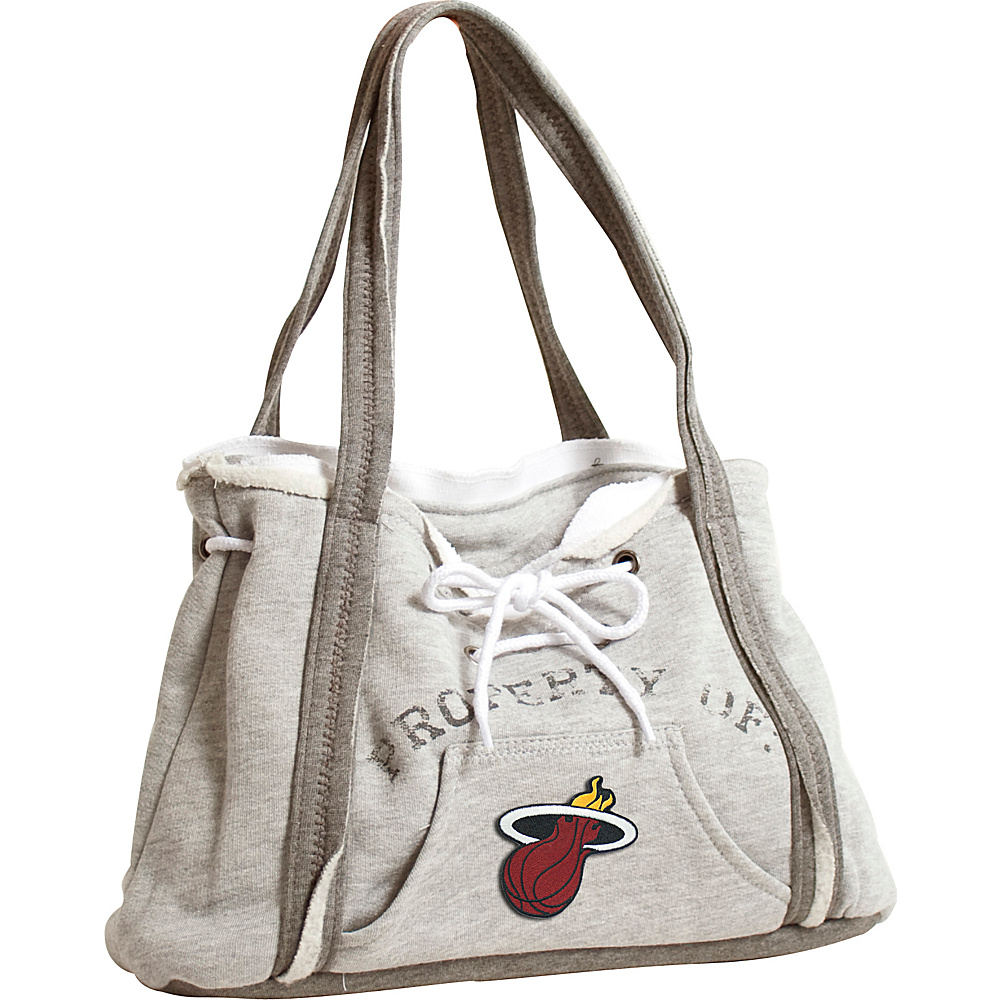 Littlearth Hoodie Purse - NBA Teams Miami Heat - Littlearth Fabric Handbags - Handbags, Fabric Handbags