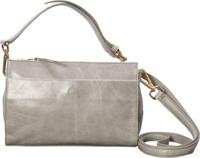 Hobo Angie Crossbody Cloud - Hobo Leather Handbags
