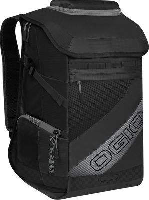 OGIO OGIO X-Train 2 Backpack Black/Silver - OGIO Business & Laptop Backpacks