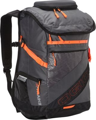 OGIO X-Train 2 Backpack Dark Gray/Burst - OGIO Business & Laptop Backpacks
