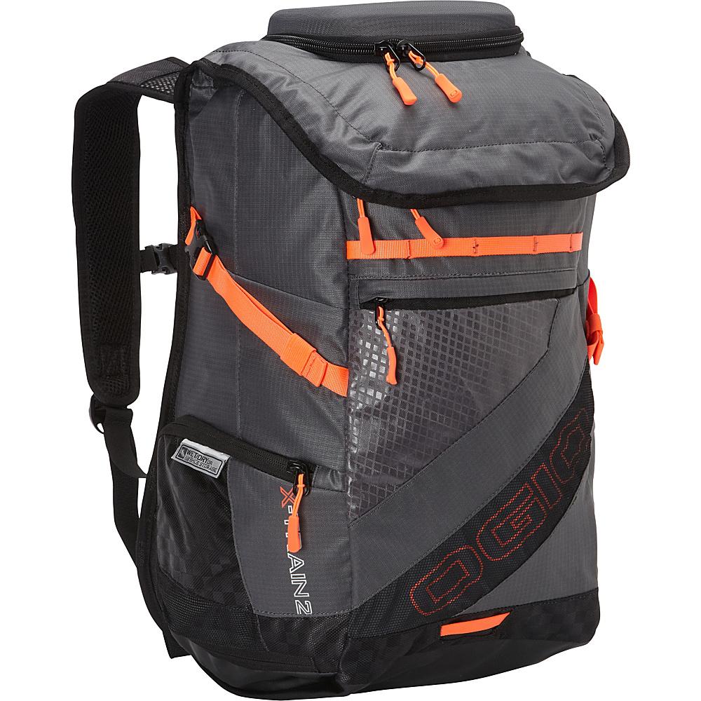 OGIO X Train 2 Backpack Dark Gray Burst OGIO Business Laptop Backpacks