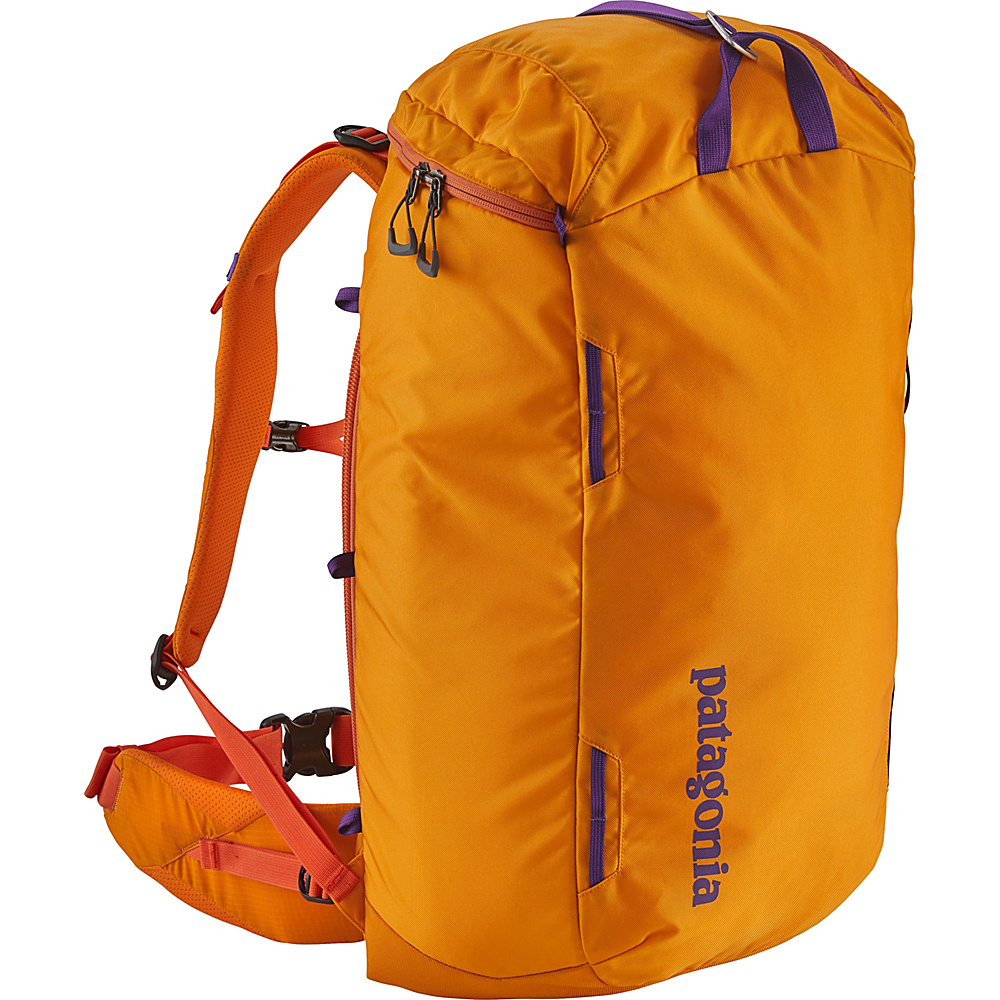 Patagonia Cragsmith Pack 35L (S/M) Sporty Orange/Campfire Orange - Patagonia Day Hiking Backpacks - Outdoor, Day Hiking Backpacks