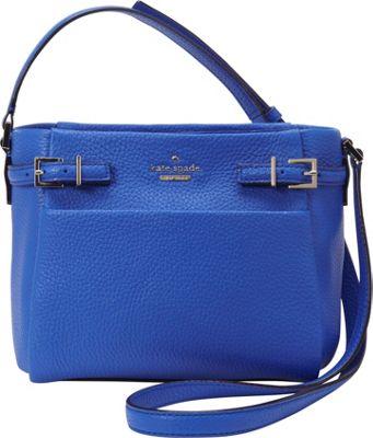 kate spade new york Holden Street Mini Brandy Crossbody Island Deep - kate spade new york Designer Handbags