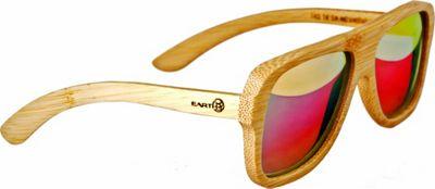Earth Wood Siesta Sunglasses Khaki/Tan - Earth Wood Sunglasses