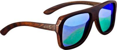 Earth Wood Siesta Sunglasses Espresso - Earth Wood Sunglasses