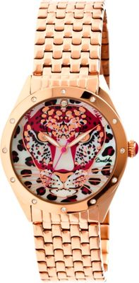 Image of Bertha Watches Alexandra Stainless Steel Watch Rose Gold - Bertha Watches Watches