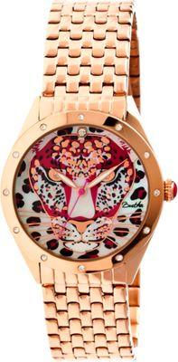 Bertha Watches Alexandra Stainless Steel Watch Rose Gold - Bertha Watches Watches