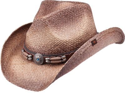 Peter Grimm Contraband Drifter Hat One Size - Brown - Peter Grimm Hats/Gloves/Scarves