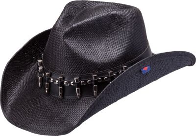 Peter Grimm Buckshot Drifter Hat One Size - Black - Peter Grimm Hats/Gloves/Scarves