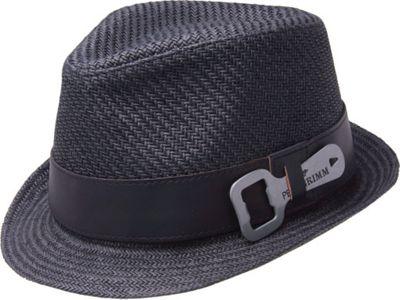 Peter Grimm Luke Fedora One Size - Black - Peter Grimm Hats/Gloves/Scarves
