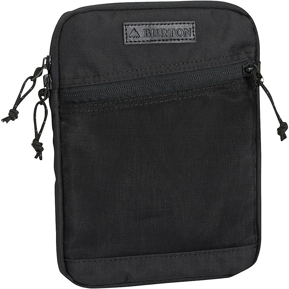 Burton Hyperlink 10 Tablet Sleeve True Black Triple Ripstop Burton Electronic Cases