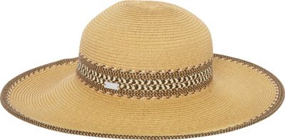 Betmar New York Emiry Wide Brim Hat Natural - Betmar New York Hats