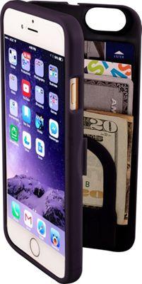 eyn case iPhone 6/6s Wallet/Storage Case Black - eyn case Electronic Cases