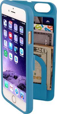 eyn case iPhone 6/6s Wallet/Storage Case Turquoise - eyn case Electronic Cases