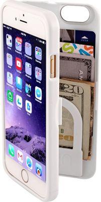 eyn case iPhone 6/6s Wallet/Storage Case White - eyn case Electronic Cases