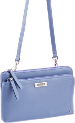 Image of Baggs Bailey Crossbody Sky - Baggs Leather Handbags