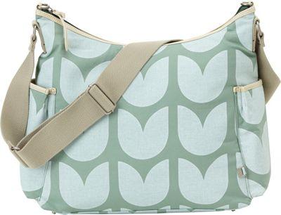 OiOi Tulip Hobo - Mint Green - OiOi Diaper Bags