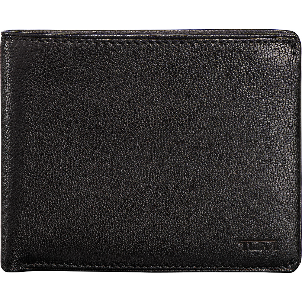 Tumi Chambers Global Coin Wallet Black - Tumi Mens Wallets - Work Bags & Briefcases, Men's Wallets
