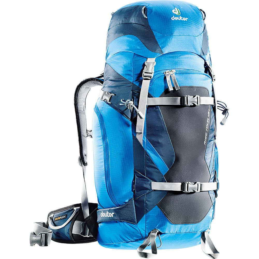 Deuter Rise Tour 45 ocean midnite Deuter Day Hiking Backpacks